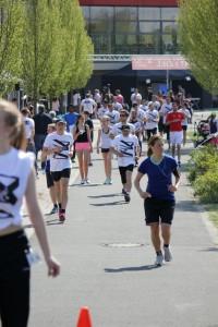 Erfolgreicher Lauf für Kaya 2015